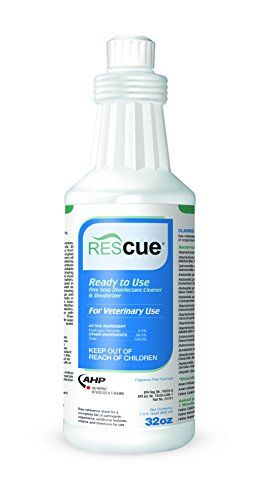 Rescue Rtu One Step Disinfectant Cleaner Deodorizer 32 Https Www Amazon Com Dp B01ly3ji7t Ref Cm Sw R Pi Awdb T1 X B02 With Images Deodorant Squeeze Bottles Bottle