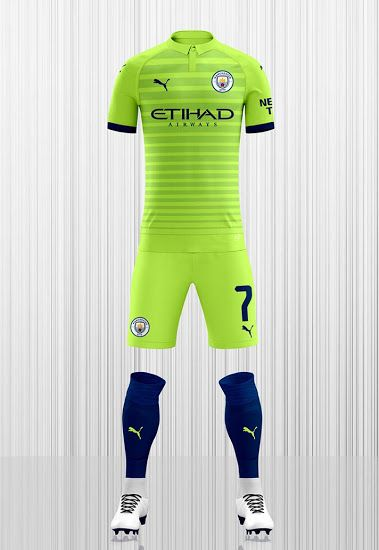 ba31cd905 Best Of - 13 Unique Puma Manchester City 19-20 Concept Kits - Footy  Headlines