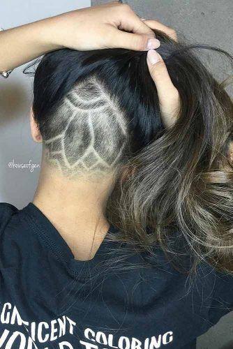 50 Stylische Undercut Frisuren Fur Frauen 2019 Hair Undercut