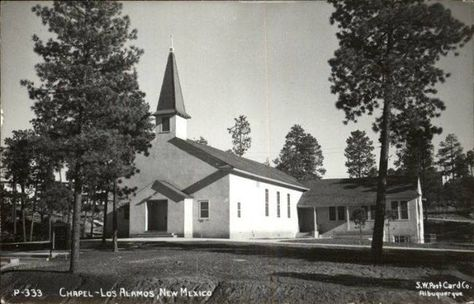Church, Los Alamos, New Mexico, USA
