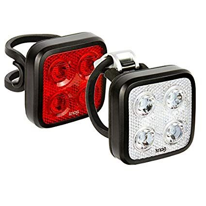 Knog Blinder Mob Foureyes Bicycle Head Light Tail Light Twinpack