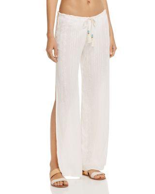 192d53ea25 BECCA® by Rebecca Virtue - Desert Vibes Swim Cover-Up Pants | Summer | Pants,  Swim cover, Swimsuits