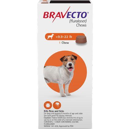 Bravecto Chews Online Pet Supplies Brown Dog Tick American Dog