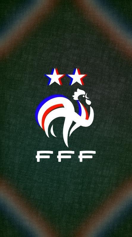 Epingle Par Leah Sur Football Logo Equipe De France