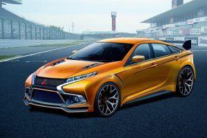 New 2019 Mitsubishi Evo Xi Engine