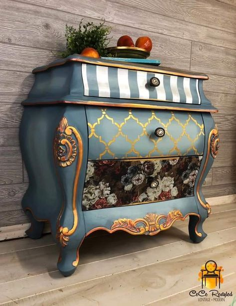 57 Ideas Hand Painted Furniture