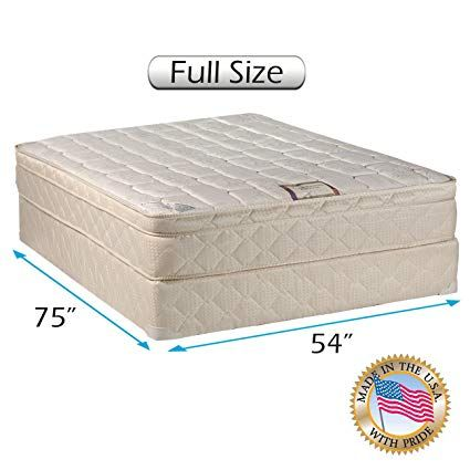 an overview of full sized mattress on