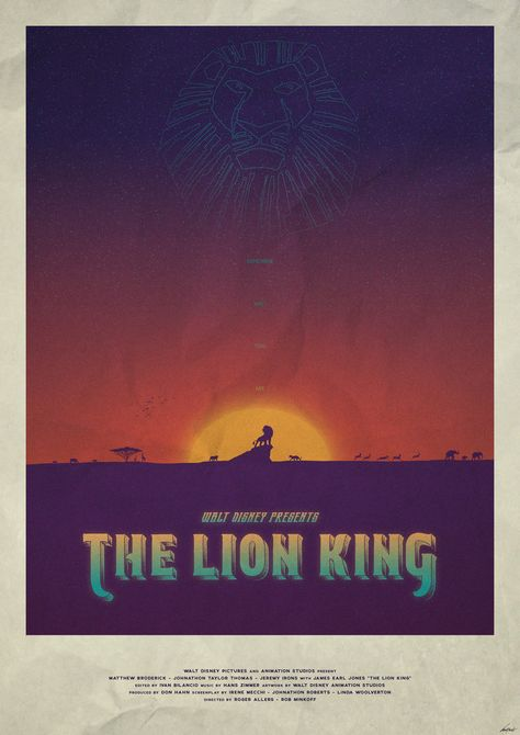 Circle of Life - The Lion King Poster by edwardjmoran on DeviantArt
