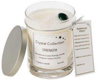 LEMON BASIL Mixture 5 oz Clear Soy Votive Scented Jar Candle