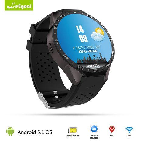 Leegoal KW88 Smart Watch GPS 3G WIFI Smartwatch  155f8a841e254