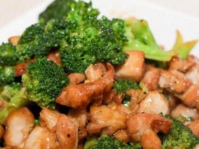Resep Membuat Ayam Panggang Tumis Brokoli Resep Ayam Panggang Makan Malam