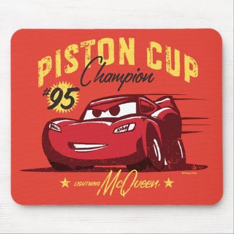 Cars 3 | Lightning McQueen - #95 Piston Cup Champ