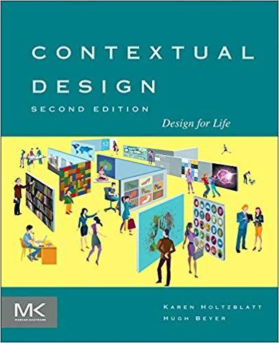 Amazon Com Contextual Design Design For Life Interactive