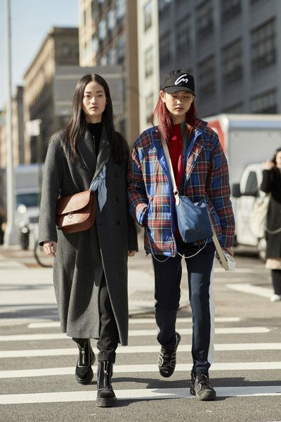 The Best Street Style Looks From New York Fashion Week Fall 2018