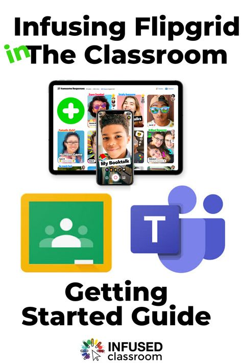 Using Flipgrid in the Classroom Microsoft Classroom, Online Classroom, Instructional Technology, Instructional Strategies, Teaching Technology, Educational Technology, Google Classroom, Team Teaching, Teaching Music