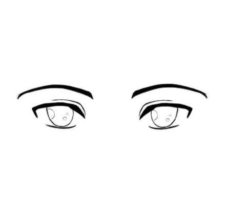 Epingle Par Lili Crilef Sur Dessin Yeux Manga Maquillage Yeux