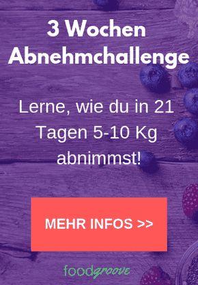 Was kann genommen werden, um in einer Woche Gewicht zu verlieren