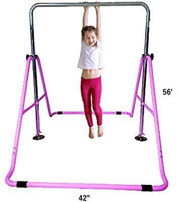 Amazon Com Kids Jungle Gymnastics Expandable Junior Training