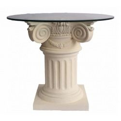 Column Limestone Dining Table Base Dining Table 36 Round Dining Table Glass Dining Table