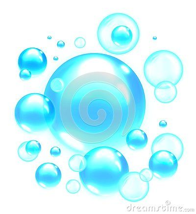 Background With Bright Soap Bubbles Png Bubbles Set Isolated On Transparent Background Water Spheres With Air Soapy Balloons L Soap Bubbles Bubbles Blue Soap