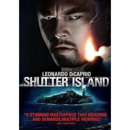 Shutter Island Dvd Walmart Com Shutter Island Shutter Island Film Island Movies