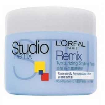 Review L Oreal Paris Studio Line Remix Texturizing Hair Styling Paste 150mlorder In Good Conditions L Oreal Paris Studio Line Rem Loreal Loreal Paris Hair Care