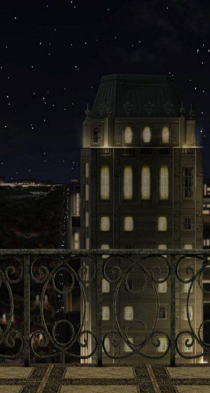 New Apartment Balcony Night 46 Ideas Apartment Cenario Anime