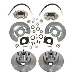 Summit Racing Sum Bk1524 Summit Racing Full Wheel Drum To Disc