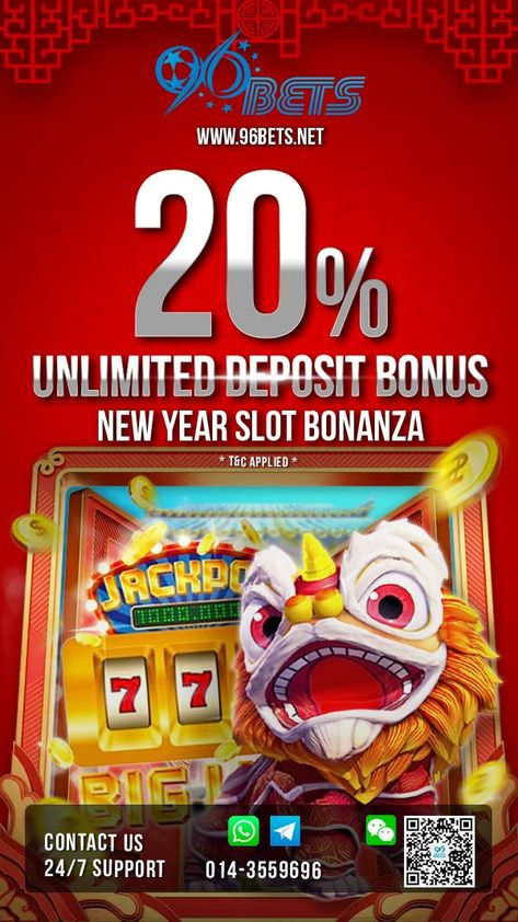 330 96bets Exclusive Promotion En Ideas Casino Online Casino Slots Games