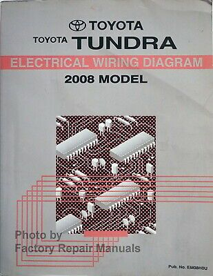 Advertisement Ebay 2008 Toyota Tundra Electrical Wiring Diagrams Original Factory Manual Toyota Tundra 2003 Toyota Tundra Electrical Wiring Diagram
