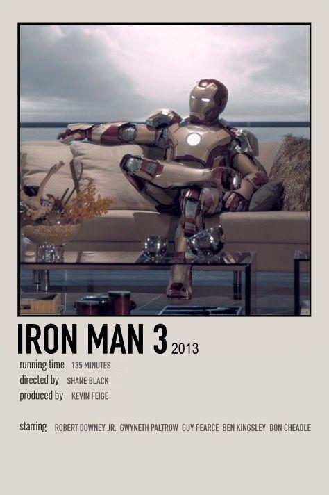 alternative movie poster