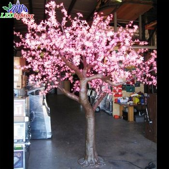 Customized Outdoor Artificial Led Tree Light Cherry Blossom Led Tree Lamp Led Tree Tree Lamp Tree Lighting