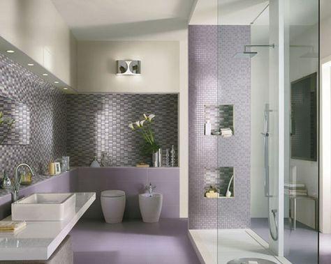 15 Modelos de baños color rosa para mujeres Decoración interiores - modelos de baos