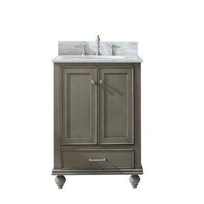 Belton 24 Single Bathroom Vanity Set, Bathroom Vanity Sink Tops 24 Inch