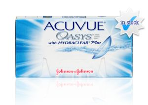 Acuvue Oasys With Hydroclear Plus Is The World S Most Comfortable
