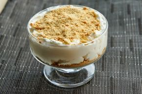 Serradura: Delicious Portuguese Whipped Condensed Milk with Cookie Crumbs