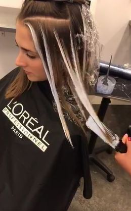 How To Video Luminizing French Balayage Hair Color Techniques