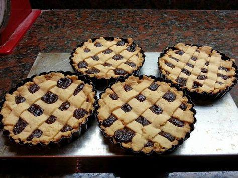 Dulces Tentaciones & Cookies Express.Tortas caseras a pedido: pasta frola :)