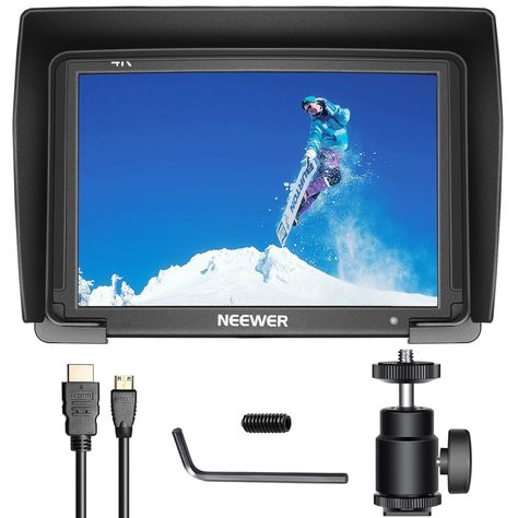 Top 10 Best Camera Monitors In 2021 Best For Dslr Camera Video Shooting Hqreview Best Camera Dslr Camera Monitor