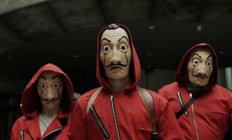 Listen To Men At Work S Who Can It Be Now From Money Heist