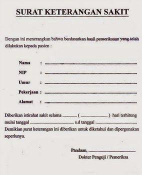 Surat Dokter Surabaya Pdf - Guru Galeri