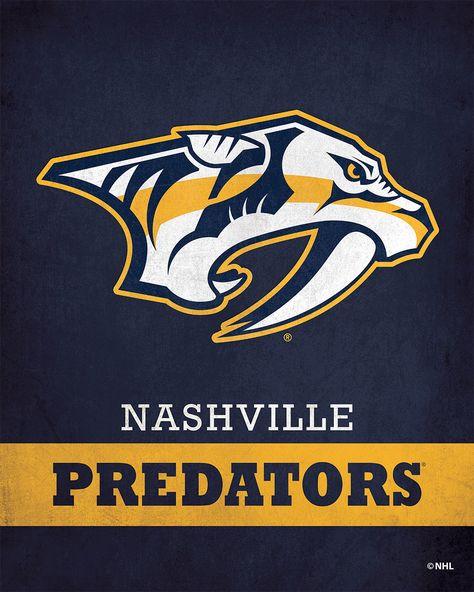 Nashville Predators Pride Logo - ScoreArt