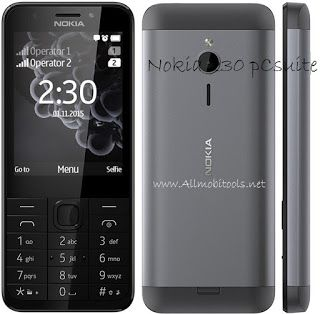 Nokia Asha 230 PC Suite software latest version with USB driver is
