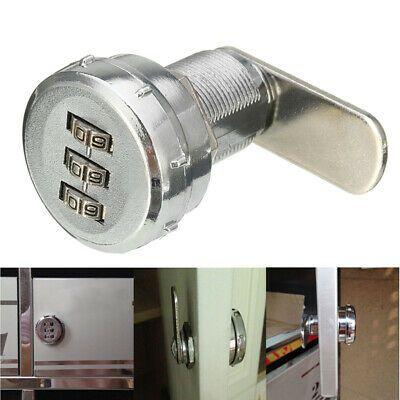Ad Ebay Alloy Code Combination Cam Lock Keyless Post Mail Box Cabinet Rv 3 Dial Silver In 2020 Tool Box Cabinet Door Repair Wooden Wardrobe