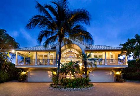 Whether your dream vision of a Coastal Home is a simple beach cottage or a cliff side mansion, Monster House Plans is bound to have just what you're looking for  http://www.monsterhouseplans.com/coastal-style-house-plans-4521-square-footage-home-3-story-3-bedroom-and-4-bath-4-garage-stalls-by-monster-house-plans-plan82-110.html