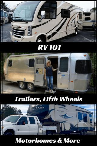 Different Rv Types You Need To Know Buying An Rv Camping World