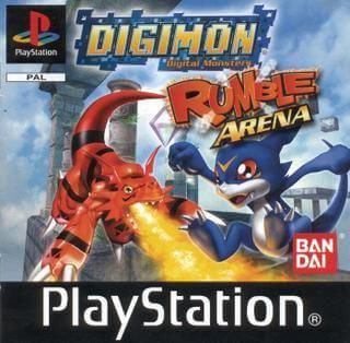 Game Pc Rip Digimon Rumble Arena Psx Pal Ingles