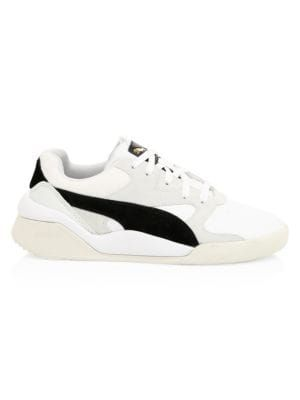 Puma Aeon Heritage Mixed Media Sneakers