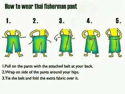 17 Colors Fisherman Pantsunisex Pantsyoga Pantskhadi Etsy Thai Fisherman Pants Fisherman Pants Pants Pattern