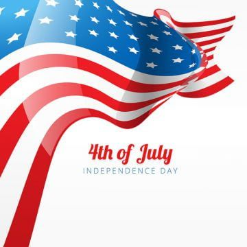 Abstract 4th Of July 4 4th America Png And Vector With Transparent Background For Free Download 4th Of July Card Illustration Abstract